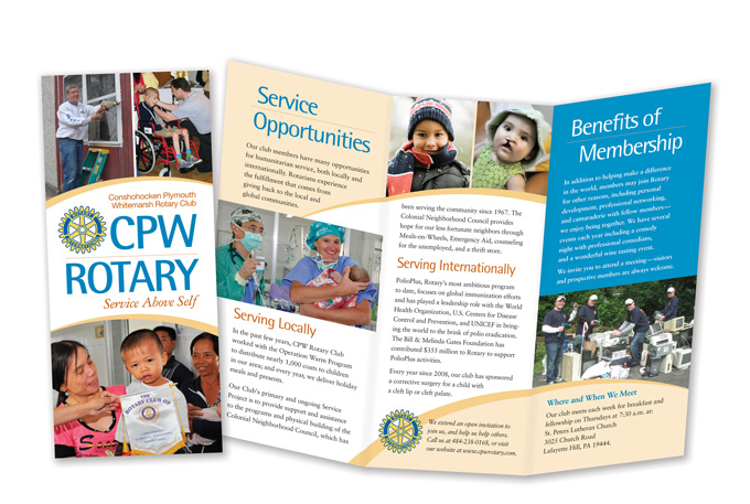 CPW Rotary Brochure