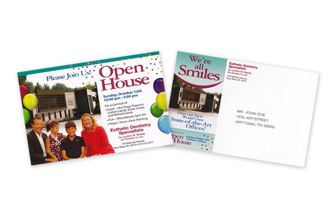 Dental Post Card